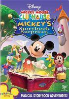 Imagen de portada para Mickey Mouse Clubhouse. Mickey's storybook surprises