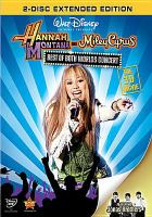 Cover image for Hannah Montana and Miley Cyrus best of both worlds concert