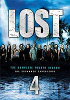Cover image for Lost. Season 4, Complete the expanded experience
