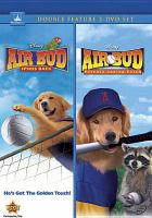 Cover image for Air Bud spikes back Air Bud-- seventh inning fetch
