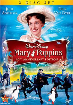 Cover image for Mary Poppins [videorecording DVD]