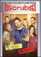 Cover image for Scrubs. Season 8, Complete