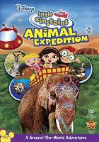 Cover image for Little Einsteins. Animal expedition
