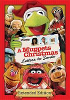 Cover image for A Muppets Christmas letters to Santa
