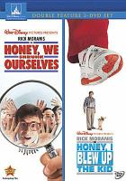 Cover image for Honey, we shrunk ourselves Honey, I blew up the kid