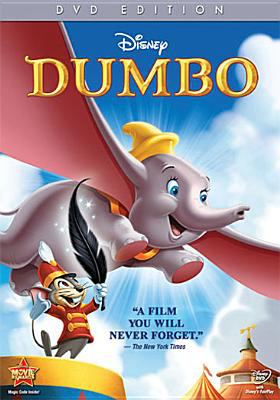 Cover image for Dumbo 70th anniversary edition