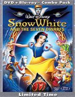 Cover image for Snow White and the seven dwarfs