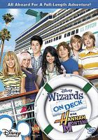 Cover image for Wizards on Deck with Hannah Montana