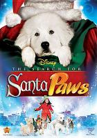 Cover image for The search for Santa Paws