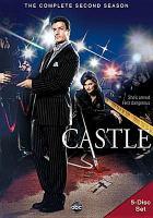 Cover image for Castle. Season 2, Disc 1