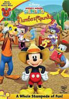 Imagen de portada para Mickey Mouse Clubhouse. Numbers roundup