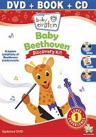Cover image for Baby Einstein. Baby Beethoven discovery kit