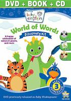 Cover image for Baby Einstein. World of words discovery kit