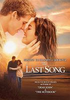 Cover image for The last song