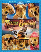 Cover image for Treasure buddies [videorecording Blu-ray]