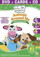 Cover image for Baby Einstein. Animals around me discovery kit