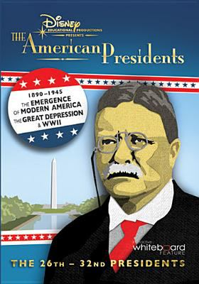 Imagen de portada para The American presidents. 1890-1945, the emergence of modern America ; the Great Depression & WWII [videorecording DVD]