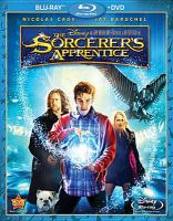 Cover image for The sorcerer's apprentice [videorecording Blu-ray]