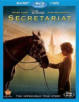 Cover image for Secretariat [videorecording Blu-ray]