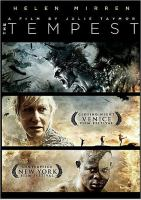 Cover image for The tempest