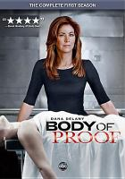 Cover image for Body of proof. Season 1, Complete