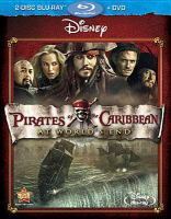 Cover image for Pirates of the Caribbean. At world's end [videorecording Blu-ray]