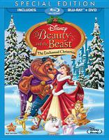 Cover image for Beauty and the beast II the enchanted Christmas