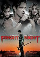 Cover image for Fright night (Colin Farrell version)