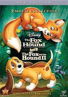Cover image for The fox and the hound and The fox and the hound II.