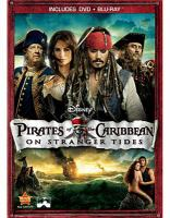 Cover image for Pirates of the Caribbean. On stranger tides