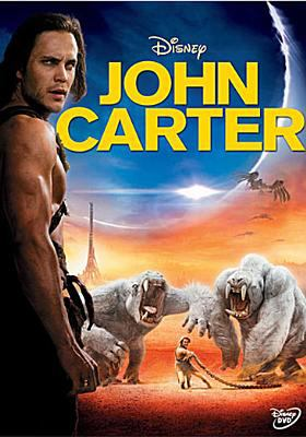 Cover image for John Carter