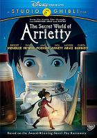 Cover image for The secret world of Arrietty