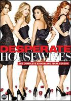 Cover image for Desperate housewives. Season 8, Complete