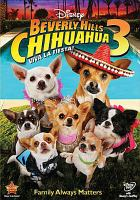 Cover image for Beverly Hills chihuahua 3 viva la fiesta!