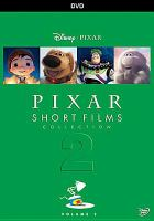 Cover image for Pixar short films collection. Volume 02 [videorecording DVD]