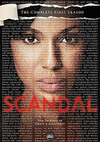 Cover image for Scandal. Season 1, Complete