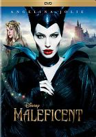 Cover image for Maleficent [videorecording DVD]