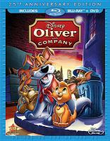 Cover image for Oliver and company [videorecording Blu-ray]