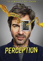 Imagen de portada para Perception. Season 1, Complete