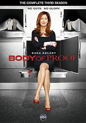 Cover image for Body of proof. Season 3, Complete
