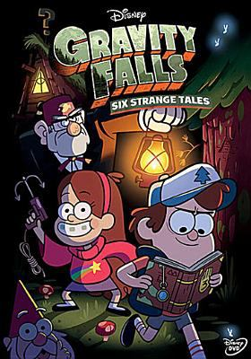 Cover image for Gravity Falls. Vol. 1 [videorecording DVD] : Six strange tales