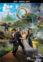 Cover image for Oz the great and powerful