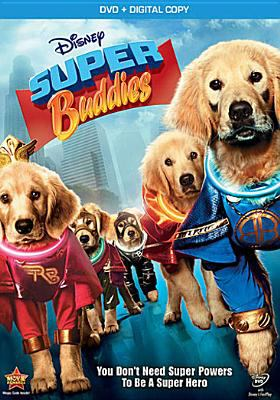 Cover image for Super buddies