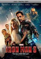 Cover image for Iron Man 3