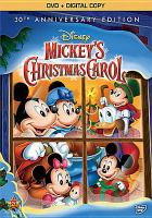 Cover image for Mickey's Christmas carol [videorecording DVD].