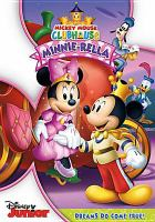 Cover image for Mickey Mouse Clubhouse. Minnie-rella [videorecording DVD]