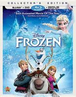 Cover image for Frozen [videorecording Blu-ray]
