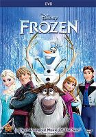 Cover image for Frozen (animated)