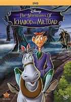 Cover image for The adventures of Ichabod and Mr. Toad [videorecording DVD]