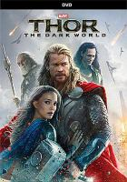 Cover image for Thor. The dark world